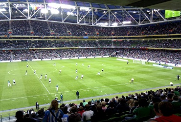 Republic of Ireland vs Denmark - Euro 2020 Qualifying